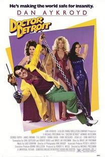 Dr. Detroit e Suas Mulheres - Poster / Capa / Cartaz - Oficial 1