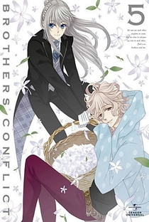 Brothers Conflict - Poster / Capa / Cartaz - Oficial 4