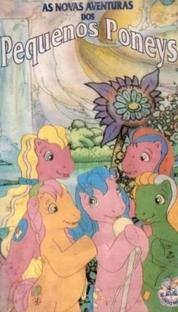 As Novas Aventuras dos Pequenos Poneys - Poster / Capa / Cartaz - Oficial 1