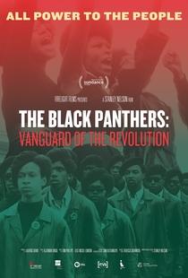 Os Panteras Negras: Vanguarda da Revolução - Poster / Capa / Cartaz - Oficial 2