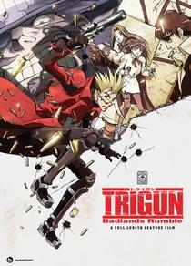 Trigun: Badlands Rumble - Poster / Capa / Cartaz - Oficial 4