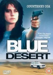 Aventuras no Deserto Azul - Poster / Capa / Cartaz - Oficial 1