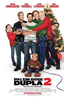 Pai em Dose Dupla 2 - Poster / Capa / Cartaz - Oficial 5
