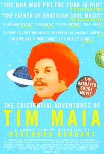 As Aventuras Existenciais de Tim Maia - Poster / Capa / Cartaz - Oficial 1