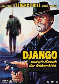 Viva Django! - Poster / Capa / Cartaz - Oficial 3
