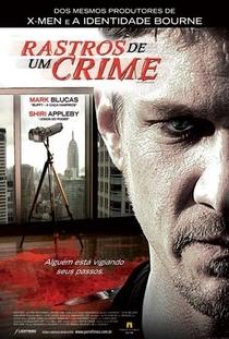 Rastros de um Crime - Poster / Capa / Cartaz - Oficial 1