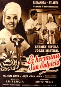 Amores em Sevilha - Poster / Capa / Cartaz - Oficial 1