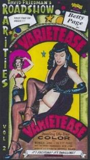 Varietease - Poster / Capa / Cartaz - Oficial 3