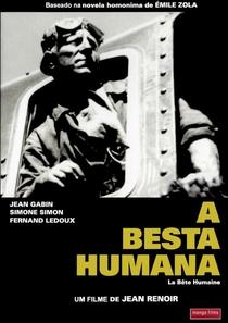 A Besta Humana - Poster / Capa / Cartaz - Oficial 7