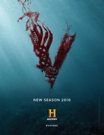 Vikings (4ª Temporada) - Poster / Capa / Cartaz - Oficial 3