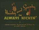 Always Kickin' (Always Kickin')