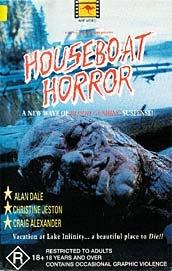 Houseboat Horror - Poster / Capa / Cartaz - Oficial 1