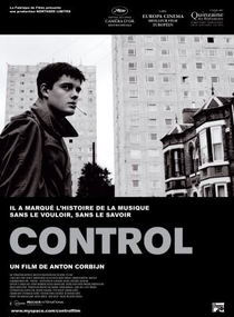 Controle: A História de Ian Curtis - Poster / Capa / Cartaz - Oficial 3
