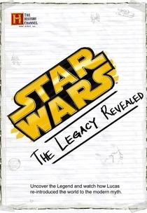 Star Wars: O Legado Revelado - Poster / Capa / Cartaz - Oficial 1