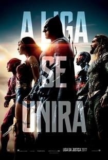 Liga da Justiça - Poster / Capa / Cartaz - Oficial 12