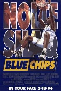 Blue Chips  - Poster / Capa / Cartaz - Oficial 1