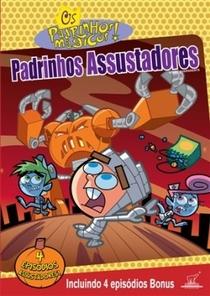 Os Padrinhos Mágicos - Padrinhos Assustadores - Poster / Capa / Cartaz - Oficial 1