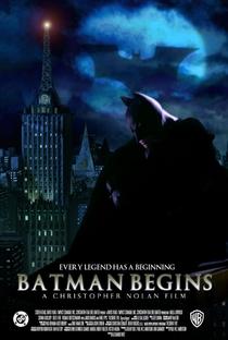 Batman Begins - Poster / Capa / Cartaz - Oficial 9