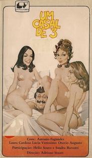 Um Casal de 3 - Poster / Capa / Cartaz - Oficial 1