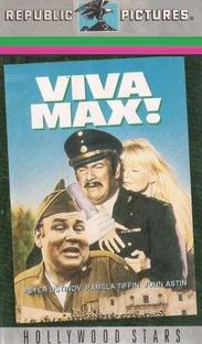 Viva Max! - Poster / Capa / Cartaz - Oficial 1