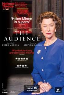 National Theatre Live: A Audiência - Poster / Capa / Cartaz - Oficial 1
