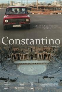 Constantino - Poster / Capa / Cartaz - Oficial 1