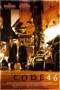 Código 46 - Poster / Capa / Cartaz - Oficial 3