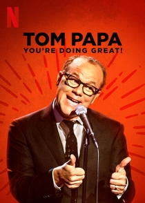 Tom Papa: You're Doing Great! - Poster / Capa / Cartaz - Oficial 1