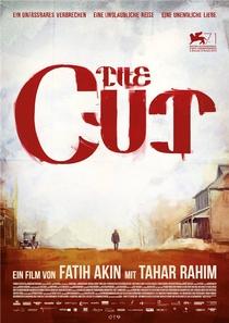 The Cut - Poster / Capa / Cartaz - Oficial 1