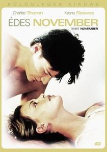 Doce Novembro - Poster / Capa / Cartaz - Oficial 4