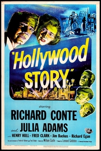 Hollywood Story - Poster / Capa / Cartaz - Oficial 1