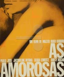 As Amorosas - Poster / Capa / Cartaz - Oficial 1