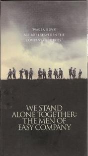 Easy Company - Uma História de Coragem - Poster / Capa / Cartaz - Oficial 1