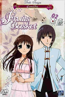 Fruits Basket - Poster / Capa / Cartaz - Oficial 17