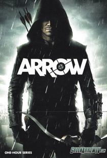 Arrow (1ª Temporada) - Poster / Capa / Cartaz - Oficial 9