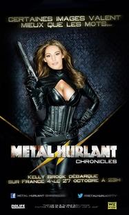 Métal Hurlant Chronicles (1ª Temporada) - Poster / Capa / Cartaz - Oficial 4