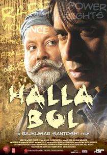Halla Bol - Poster / Capa / Cartaz - Oficial 4