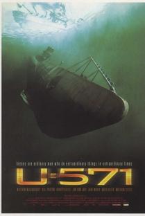 U-571 - A Batalha do Atlântico - Poster / Capa / Cartaz - Oficial 4
