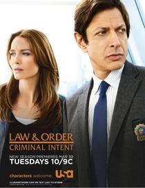 Lei & Ordem: Criminal Intent (9ª Temporada) - Poster / Capa / Cartaz - Oficial 1