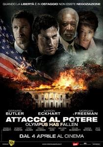 Invasão à Casa Branca - Poster / Capa / Cartaz - Oficial 4