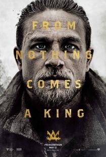 Rei Arthur: A Lenda da Espada - Poster / Capa / Cartaz - Oficial 2