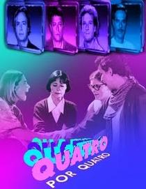 Quatro por Quatro - Poster / Capa / Cartaz - Oficial 1