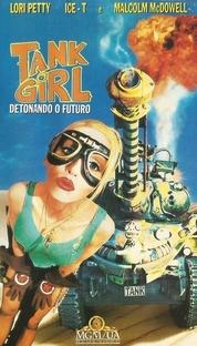 Tank Girl - Detonando o Futuro - Poster / Capa / Cartaz - Oficial 2