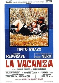 La vacanza  - Poster / Capa / Cartaz - Oficial 1
