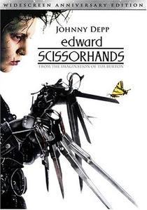 Edward Mãos de Tesoura - Poster / Capa / Cartaz - Oficial 2