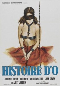 A História de 'O' - Poster / Capa / Cartaz - Oficial 1