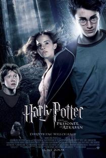 Harry Potter e o Prisioneiro de Azkaban - Poster / Capa / Cartaz - Oficial 3