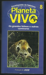 Planeta Vivo - Os Grandes Felinos e Outros Carnívoros - Poster / Capa / Cartaz - Oficial 1
