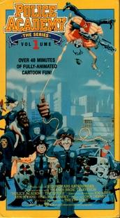 Loucademia de Polícia: O Desenho - Poster / Capa / Cartaz - Oficial 1
