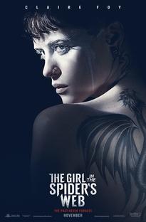 Millennium: A Garota na Teia de Aranha - Poster / Capa / Cartaz - Oficial 5